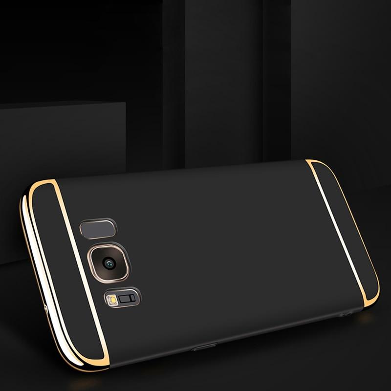 För Samsung S8 Plus fodral Samsung Galaxy S8 fodral hårt ryggskydd - Reservdelar och tillbehör för mobiltelefoner - Foto 4