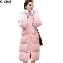 Nouvelle Veste D hiver Femelle Parkas Mode Or Velours Coton Manteau à  capuche Col De 5dffa0a65cf7