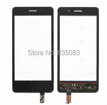 Fly IQ4411 Quad Energie 2 Capactive LCD Touch screen Digitizer front replacement Black Color Russia