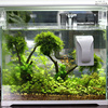 Magnetic Aquarium Fish Brush Tank Glass Algae Scraper Cleaner Aquarium Fish Tank Cleaning Tool Suspended magnetic clean brush