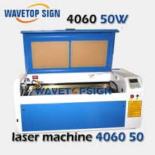 laser machine 4060 50w lcd panel operator offline control wood engraving and cutting