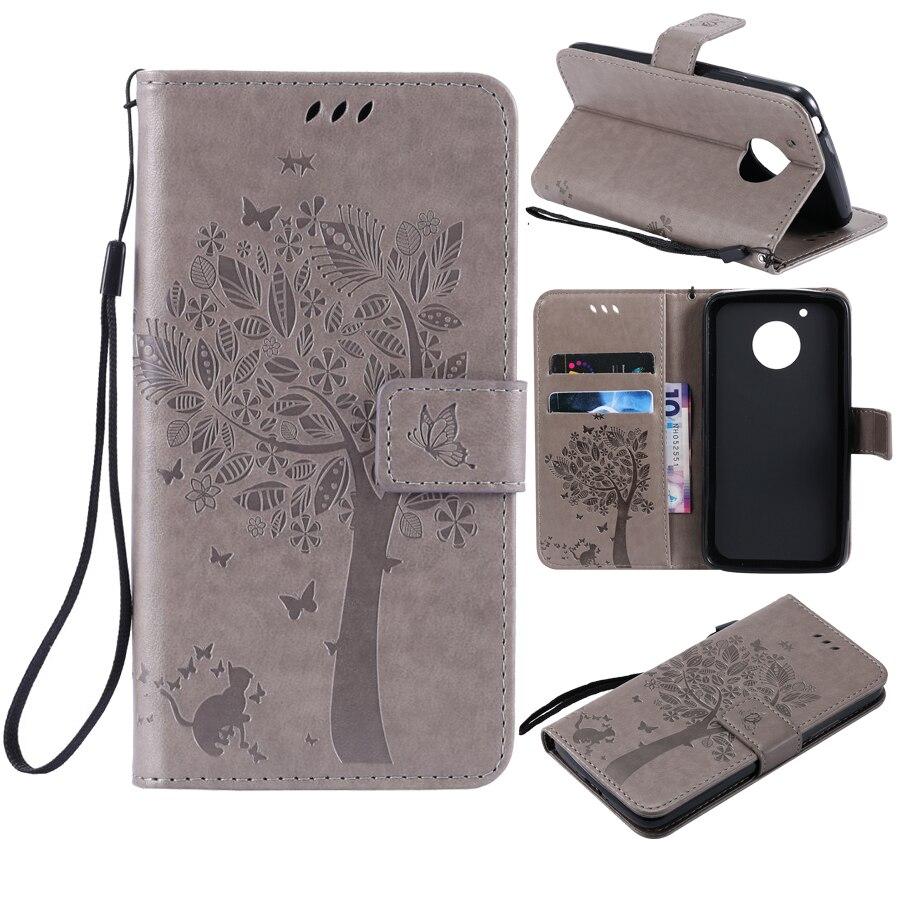 Wallet Magnet Flip Cover Leather Case sFor Coque Motorola ...