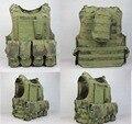 Military Vest Molle Tactical Vest Army fans amphibious vests A-TACS FG Color PRO MOLLE VEST