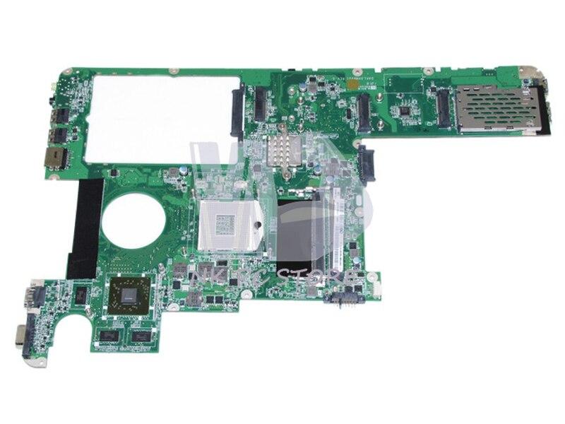 11S1102136 DAKL3AMB8G1 Main board For Lenovo y560 laptop motherboard HM55 DDR3 HD5730 Graphics 815248 501 main board for hp 15 ac 15 ac505tu sr29h laptop motherboard abq52 la c811p uma celeron n3050 cpu 1 6 ghz ddr3