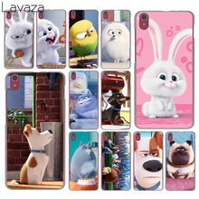 Lavaza The Secret Life of Pets Case for Lenovo Vibe K3 K4 K5 K6 Note A1000 A2010 A5000 A536 A328 S90 S850 S60 X3 Lite ZUK Z2 P1