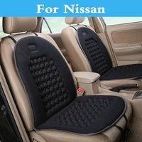Car Seat Cover Cushion Auto 12V Electirc Seat massage Pad For Nissan Teana Terrano Tiida Versa Wingroad X Terra X Trail March