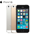 Original iPhone 5S Unlocked iOS 4.0 inches Touch Screen ID 8MP Camera Mobile Phone Free Shipping