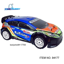 RC CAR TOYS HSP DRIFT CAR 1/10 NITRO ON ROAD SPORT RALLY RACING CAR 18CXP ENGINE (item no. 94177)