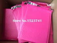 50pcs Pack 6 5X9inch 165X229MM Usable Space Poly Bubble Mailer Envelopes Pink