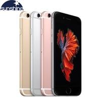 Оригинальный разблокированный Apple iPhone 6 S Plus/iPhone 6 S плюс Чехол мобильного телефона 12.0MP 2G Оперативная память 16/32/64/128G Встроенная память 4 аппара...