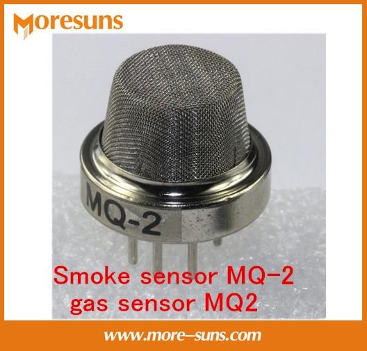 Fast Free Ship 200pcs lot Smoke sensor MQ 2 gas sensor MQ2 DIP six feet smoke