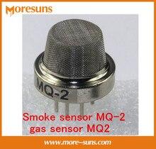 Schnelles Freies Schiff 200 teile/los Rauch sensor MQ 2 gassensor MQ2 DIP sechs fuß rauch wandler