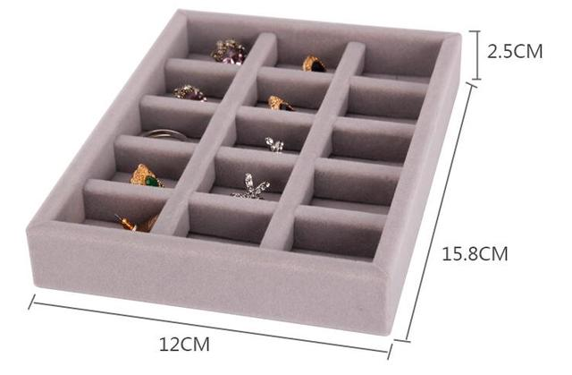 Drawer DIY Jewelry Storage Tray 3