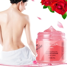 Get more info on the Daralis 200G Rose Body Scrub Whitening Exfoliating Gel Deep Clean Peeling Lotion Dead Skin Remover Cream Moisturizing For Body
