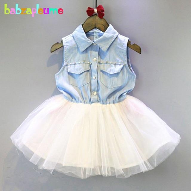 7f84697fbb02 babzapleume Summer Baby Girls Tutu Princess Dress Fashion Sleeveless ...