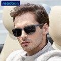 Fibra de carbono gafas de sol polaroid polarizada recubrimiento sunglass de moda de verano las mujeres diseñador de la marca de los hombres de conducción gafas de sol 2299