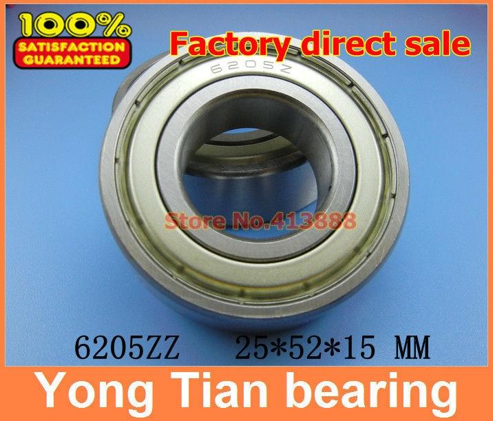 4pcs free shipping Miniature deep groove ball bearing 6205ZZ 25*52*15 mm s634zz stainless steel deep groove ball bearing 4x16x5mm miniature bearing ss634zz 4 16 5