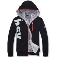 Sweatshirt Men Hoodies Fleece Lining Hoodies Mens Hoodie Jackets And Coats Thick Plus Size 5XL 6XL