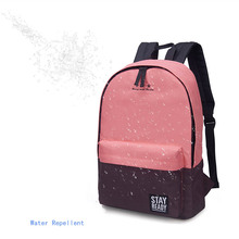 Fashion Backpack Women Children Schoolbag Back Pack Leisure Korean Ladies Knapsack Laptop Travel Bags for School Teenage Girls