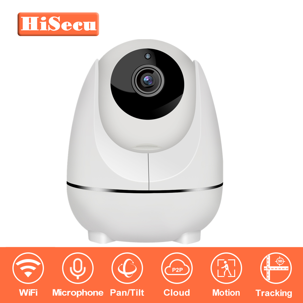 HiSecu Home Security IP Camera Wireless Smart WiFi Camera WI-FI Audio Record Surveillance Baby Monitor HD Mini CCTV Camera hisecu 1080p home security ip camera wireless smart wifi camera wi fi audio record surveillance baby monitor hd mini cctv camera