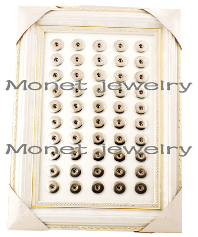 A20071 Newest OEM ,ODM welcome hot sale rivca button display for 50pcs button faq for oem odm