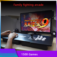 1500 in one home arcade fighters fighting console double rocker video game for PS3 /PS4/XBOX/PC/Nintendo game console