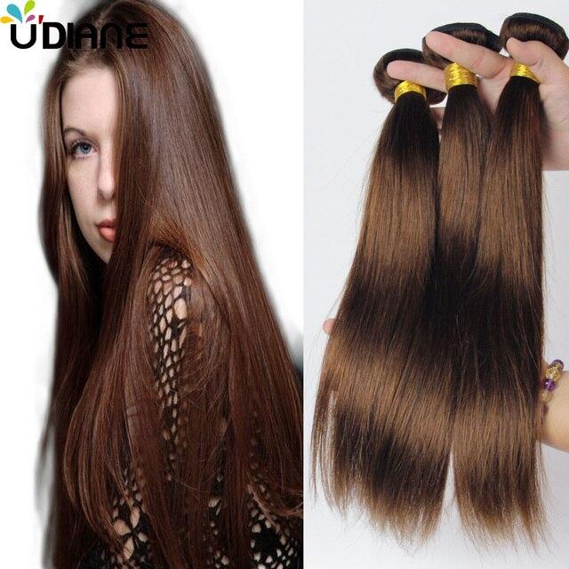 Dark brown 4 straight mongolian virgin hair 3pcs silky straight dark brown 4 straight mongolian virgin hair 3pcs silky straight pure chocolate hair weave 12 pmusecretfo Gallery
