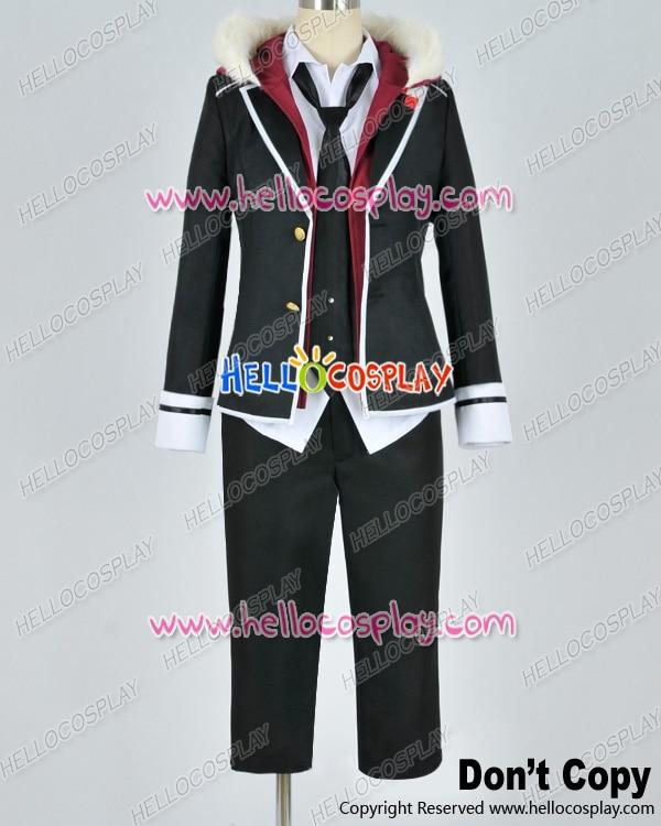 Japanese Anime Outfit Diabolik Lovers Cosplay Laito Sakamaki Uniform Costume H008