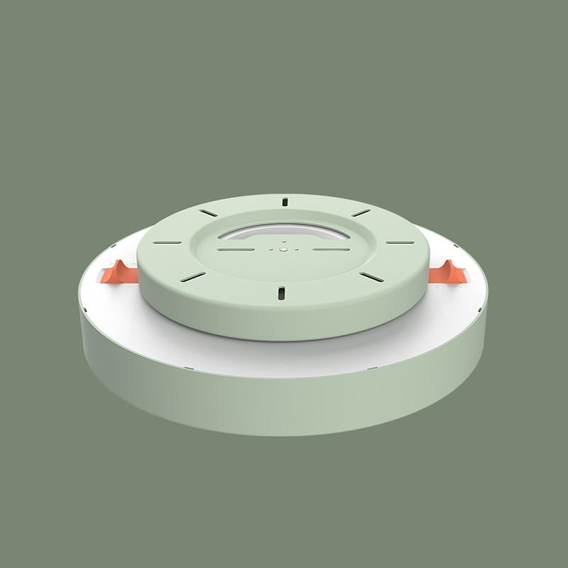 2018 новый оригинальный Xiao mi Yee светильник, умный потолочный светильник, пульт дистанционного управления mi APP, Wi Fi, Bluetooth, умный светодиодный, цветной, IP60, пылезащитный - 5