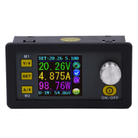 DPS5005 Constant Current Step Down Programmable Power Supply Module Buck Voltage Converter Color LCD Display Voltmeter