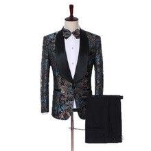 Популярный костюм, мужской деловая повседневная одежда, деловая одежда, мужская одежда для банкета, свадьбы, годовой костюм для встречи, костюм, корейское платье