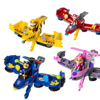 PAW PATROL action figure Inertial toy catapult deformation aircraft paw patrol patrol set toys for boys kids toy birthday gift