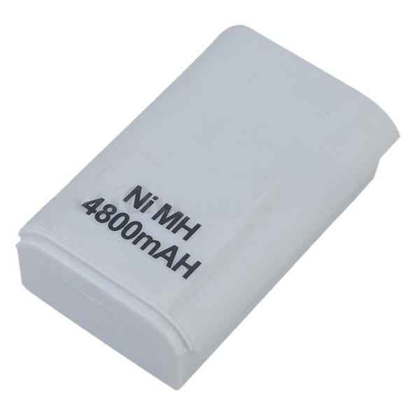 1 pcs 4800 mah batterie Ni-MH Contrôleur pour Microsoft Xbox 360 sans fil Gamepad couleur aléatoire