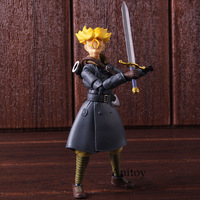 SHF Figuarts Dragon Ball Z Trunks Xenoverse Edition PVC Dragon Ball Trunks Figure Action Collectible Model Toy