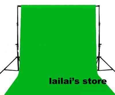 8*10 Ft New High quality 100% cotton Photo Background Backdrop Muslin Photography green