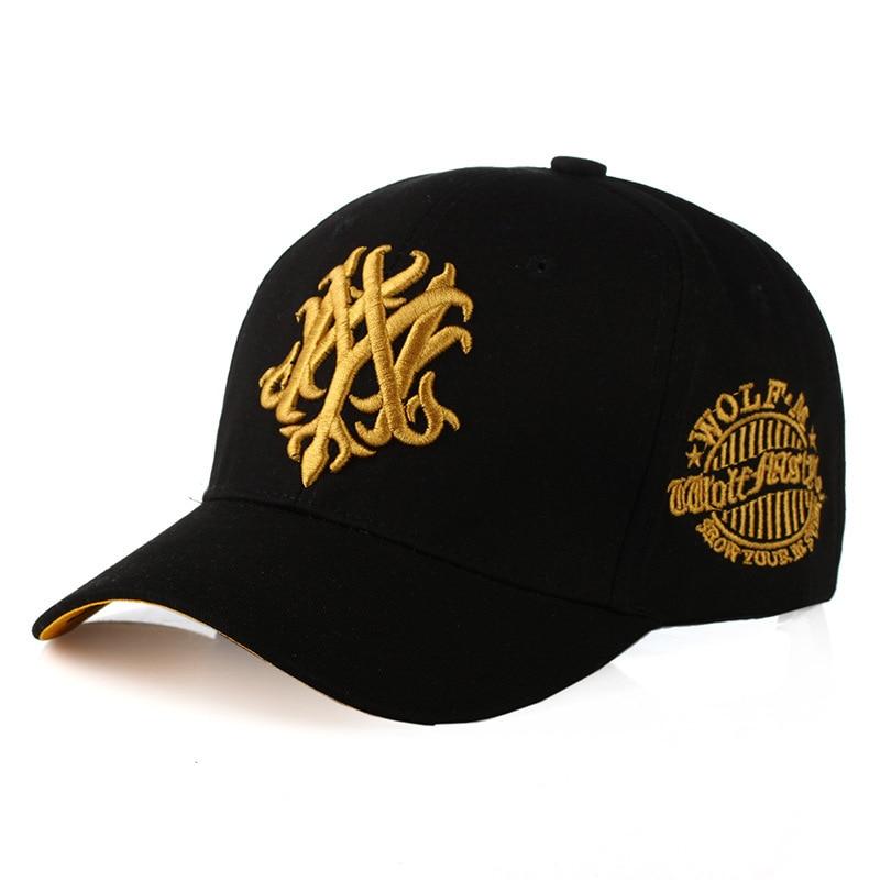 2018 vente chaude Lettre broderie chapeau hommes chapeau casquette de baseball hommes coton casual cap snapback chapeau pour femmes hip hop cap casquette