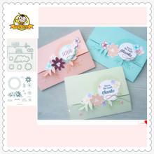 2019 New Arrivals Flower Dies Metal Cutting Dies and Clear Stamps for Scrapbooking DIY Card Making Cutting Crafts Stencil Die 2019 new cups metal cutting dies and clear stamps for scrapbooking for diy card making cutting crafts stencil dies