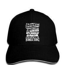 Gorra de béisbol 2018 moda hombres sombrero Geocaching evolución s(China) 45b4cb8fc1d
