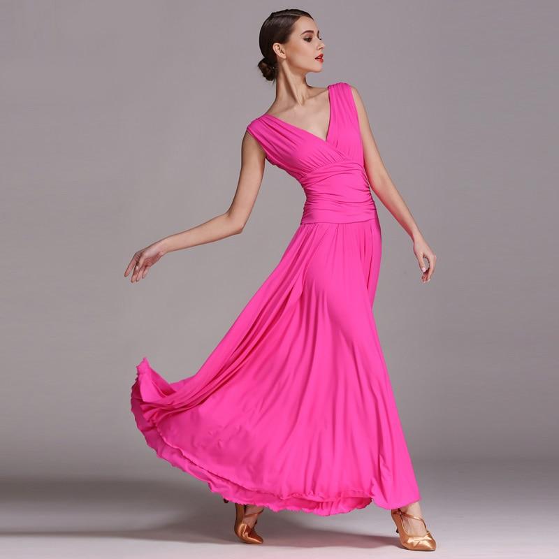 Encantador Baile Vestido Rojo Colección - Colección del Vestido de ...