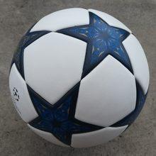2018 Bola de Futebol Profissional de Treinamento Jogo Novo Um +++ baratos  fotball futebol PU Bola Tamanho 5 Bolas De Futebol Com. 7492900e0d534