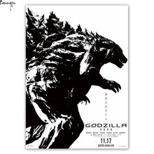 kainongjin zp890 godzilla planet monsters movie art poster - Godzilla Pictures To Print