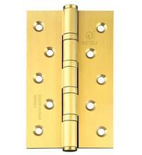 1 пара из твердой латуни дверь подшипник шарнира со готовые ( 5 дюймов * 3 дюймов * 3.0 мм )