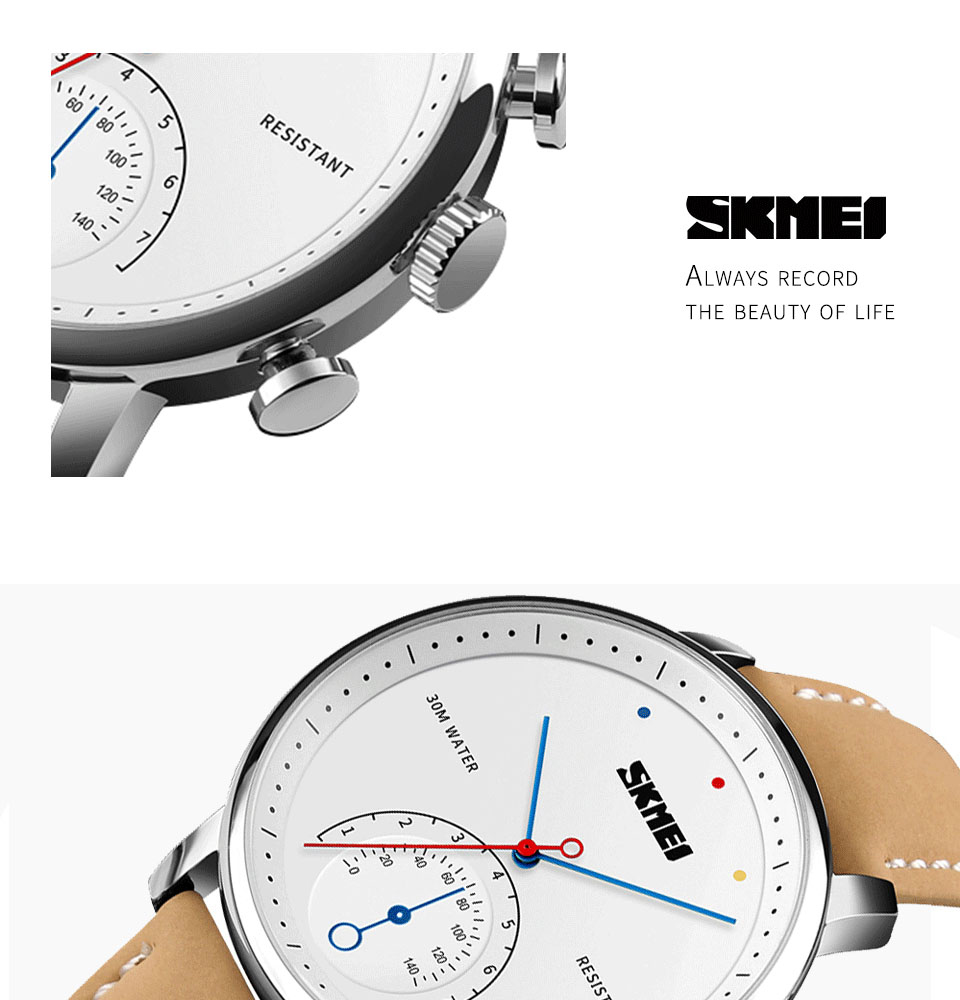 SKMEI 1399 Quartz Watch 3