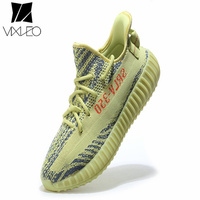 VIXLEO Casual Shoes Men Breathable Mesh Lovers Shoes Brand Femme Chaussure Ultras Boosts Superstar Shoes Size
