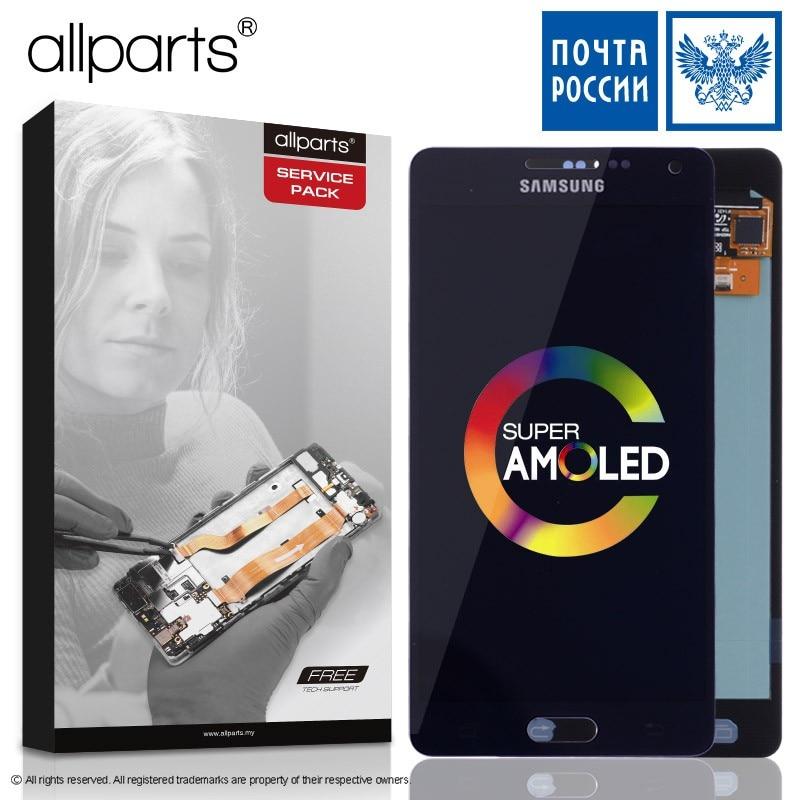 Origine AMOLED LCD pour SAMSUNG Galaxy A5 2015 Affichage à L'écran Tactile de Remplacement Pour SAMSUNG Galaxy A5 A500FU A500 A500F A500M