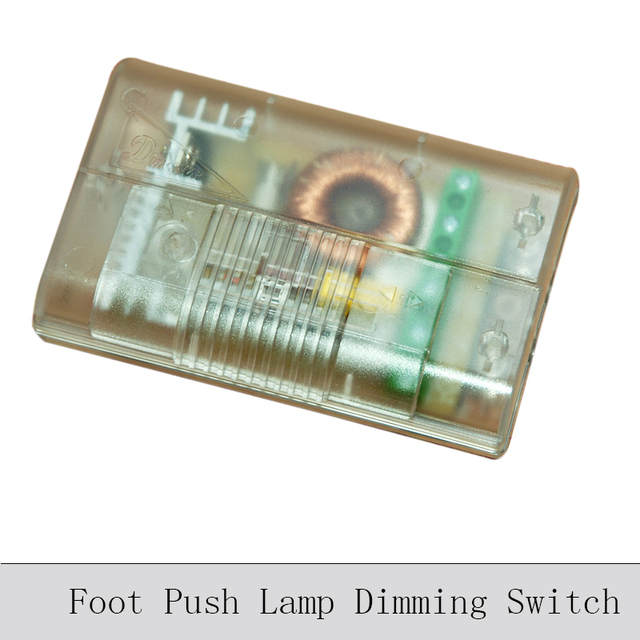 Foot Push Lamp Dimming Switch Floor Lamp Table Lamp Dimmer Switch ...