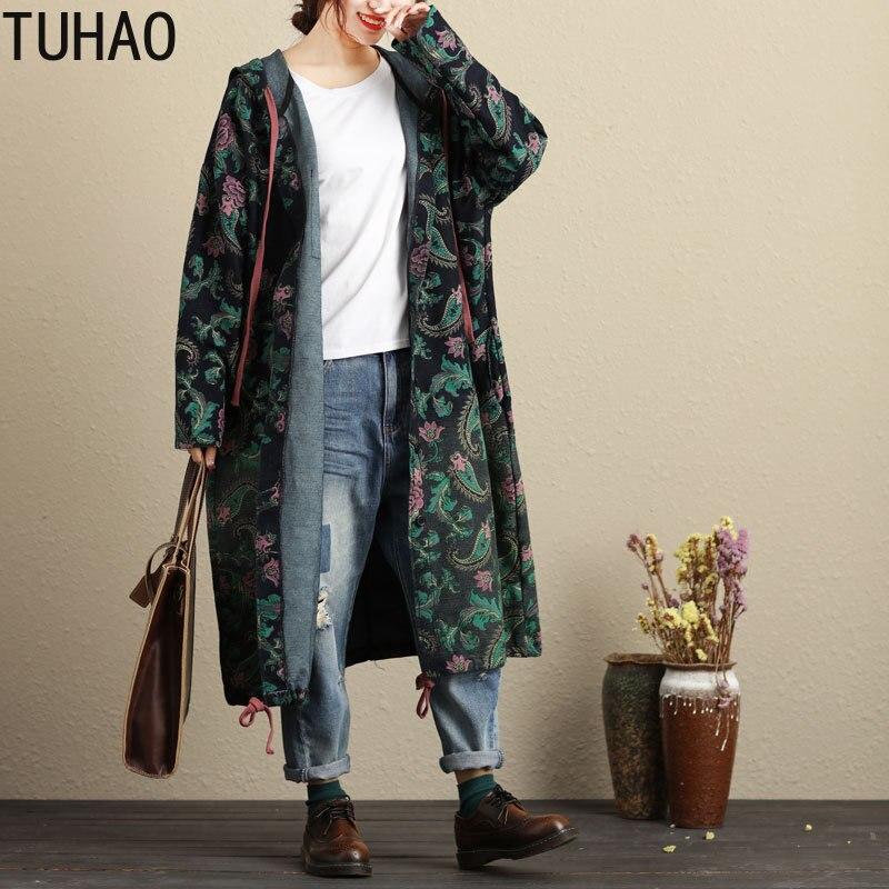 coats Vintage Trench Imprimer As Vêtements coat Trench Coupe Femmes Manteaux Femme Tuhao Picture Llj Lâche Veste Vestes Longue Pour Section vent nvZIxqEFqw