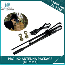 цена на Z Tactical PRC-148 Antenna for ZAN/ Prc-152 Dummy Radio Case PRC 152 Talkie Walkie Case Airsoft Headphone Accessory