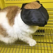 Дышащие кошачьи мордочки, Аксессуары для кошек маски для животных, для ванны, путешествий, анти-укусы, маска для глаз, защитный чехол, уход за домашними животными, товары для кошек