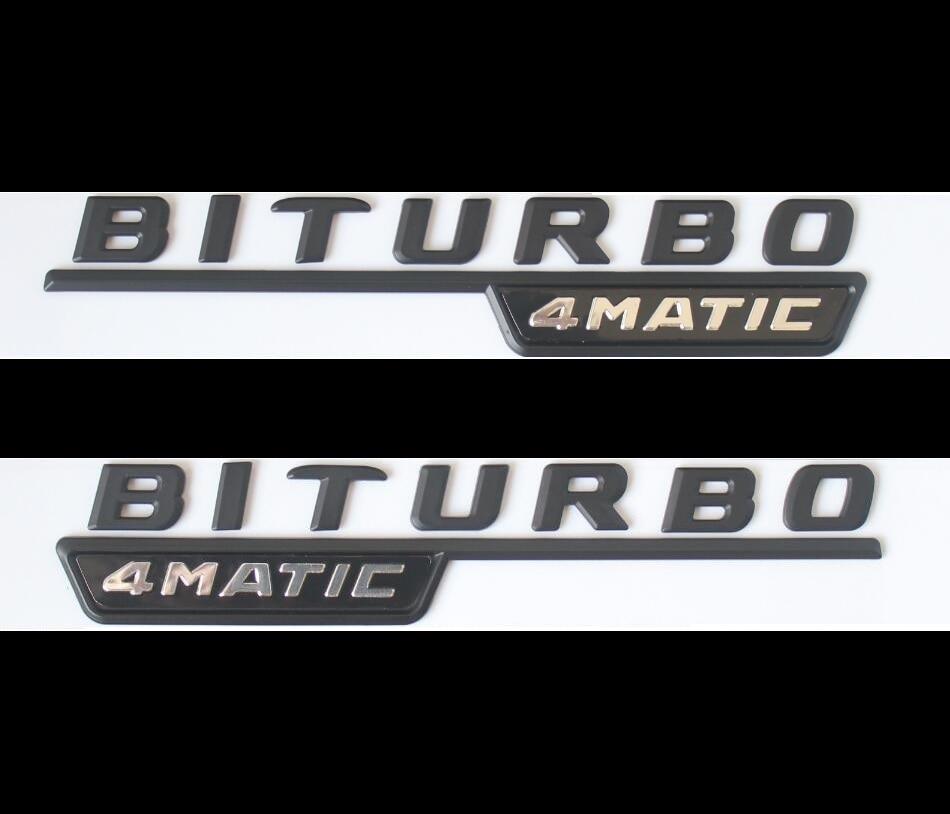 BITURBO 4MATIC